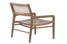 Chloe Chair - greige design Rattan, Teak, Armchair, It Is Finished, Living Room, Furniture, Chairs, Home Decor, Natural