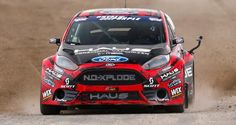 Ford Fiesta Global Rallycross Car