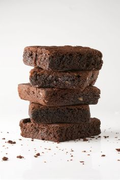 Here's the Recipe for One of NYC's Most Beloved Brownies! (Courtesy of William Greenberg Desserts)
