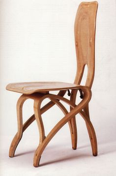 Cattaneo House Chair 1953 by Carlo Mollino