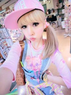 Fairy Kei, Pop Kei, Magical Girl, Pastel Fashion ♥ via My Darling Rainbow http://mydarlingrainbow.tumblr.com/