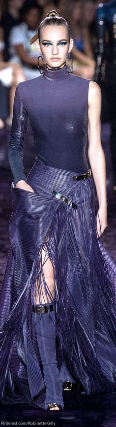 Appreciate the waist down, a lot.... Atelier Versace Haute Couture | F/W 2014-15