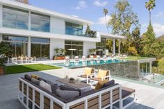 Image result for l shaped contemporary house