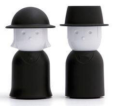 Mrs. Salt & Mr. Pepper