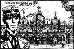 Corto Maltese in Venezia (Hugo Pratt)