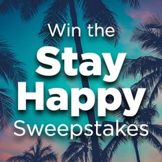 I must really need a vacation! I was too busy to even take this quiz for the #StayHappy Sweepstakes from #DiamondResorts. Give it a shot, and enter to win vacations for 5 years.