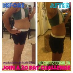 Four Fit Sisters: Before & After