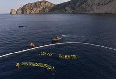 Un informe del Ministerio de Medio Ambiente desaconseja los sondeos petrolíferos en Valencia  Ver más en: http://www.20minutos.es/noticia/2312164/0/prospecciones/petroliferas/valencia/#xtor=AD-15&xts=467263