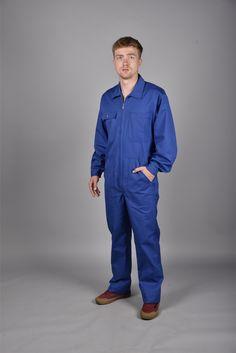 Combi Profi Line - Mischgewebe Parachute Pants, Blue, Fashion, Professional Wear, Moda, Fashion Styles, Fashion Illustrations, Fashion Models
