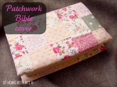 DIY Bible Cover with Tutorial!