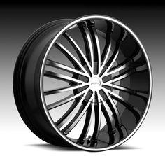 VIA by Pinnacle Wheels