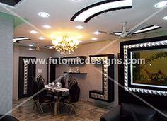 Futomic Designs Drawing & Dining Room
