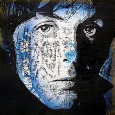 """""""Paul"""" by Eric Thamm and Peter Sargent George Mason, Art School, The Beatles, Printmaking, Graphic Art, High Tide, Artwork, Work Of Art, Auguste Rodin Artwork"""