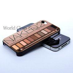 Girly make Up Naked 2, Photo On Hard Cover iPhone case, iPhone 4 Case, iPhone 4S Case, iPhone 5 Case