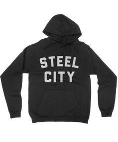 016db407d16d Steel City Pullover Hoodie. Pittsburgh ...
