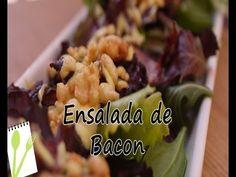 Ensalada de Bacon - Muchas Recetas de Cocina
