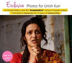 Andarkahini # Priyanka