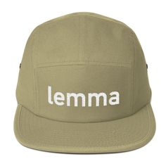 Lemma Five Panel Cap