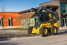 Small Machines. Big Impact: Share Your Dream Project to Win a New John Deere G-Series Skid Steer or Compact… #heavyequipment #construction