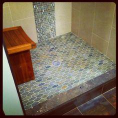 Great shower floor tile