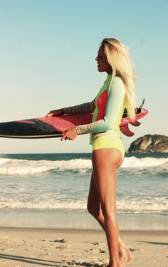 Ready to surf!