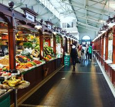 Visiting the lovely 'Vanha Kauppahalli' in Helsinki - beautifully restored nice old market hall with Finnish and other delicacies. #eatlocal #VisitFinland