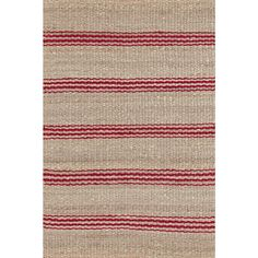 Its a natural! Our new, eco-friendly jute area rugs are instant style stars in goes-with-anything stripes.