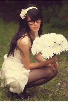 Hipster bride inspiration