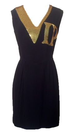 a70f3667843 90s Moschino Couture! VIP Sequin Dress  995 http   www.hauteheaven.
