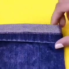 37 The Popular DIY and Handcraft for Endless Encouragement to Make a Better Life Sewing Tutorials, Sewing Hacks, Sewing Crafts, Sewing Projects, Techniques Couture, Sewing Techniques, Fashion Sewing, Diy Fashion, Sewing Stitches