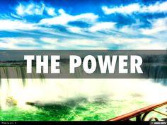 Where the POWER comes from... http://www.slideshare.net/PaweJanuszek1/the-power-44680110