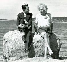 Einstein on the beach, 1939