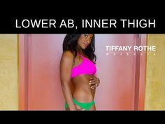 AB and INNER THIGH Surprise! Flatten you tummy and tone your thighs! (To...