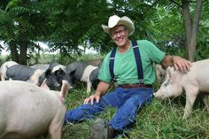 Joel Salatin Part 2: Forgiveness Farming and Redemptive Work | Institute for Faith, Work & Economics Blog