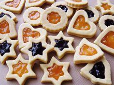 Citromhab: Linzer Sweets Cake, Waffles, Buffet, Good Food, Cooking Recipes, Vaj, Cookies, Breakfast, December
