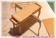 Minna's Doll World - Minnan nukkemaailma: Furniture