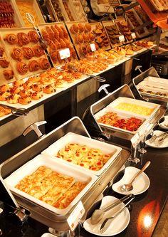 Breakfast at Midtown Hotel İstanbul