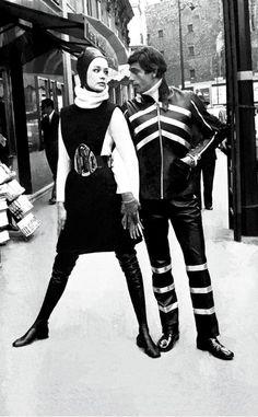 Retro Space age fashion