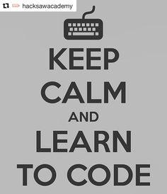 #Repost @hacksawacademy with @repostapp  Learn to code today with LINK IN OUR BIO#learntocode #code #coding #java #javascript #php #sql #python #programmer #programming #developer #engineer #c #nerd #geek #programminglife #repost #design #designer #html #css #hacksawacademy #bugs #debugging #softwareengineering #computerscience #responsivedesign #webdevelopment