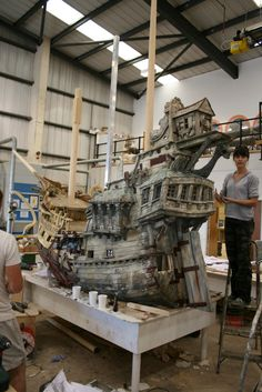 The Pirates! pirate ship sails into M Shed – Bristol Culture