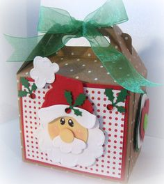 Hey, I found this really awesome Etsy listing at https://www.etsy.com/listing/170407524/christmas-gift-box-christmas-gift-card