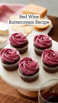 Cake Frosting Recipe, Frosting Recipes, Buttercream Frosting, Cupcake Recipes, Baking Recipes, Cupcake Cakes, Dessert Recipes, Just Desserts, Delicious Desserts