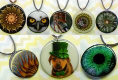 mellukroyal: make a pendant with a picture of your choice for $5, on fiverr.com  #FiverrMom