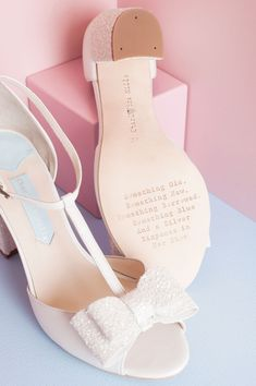 c6f6ef94d83c Charlotte Mills Luxury Wedding Shoe Boutique Opens