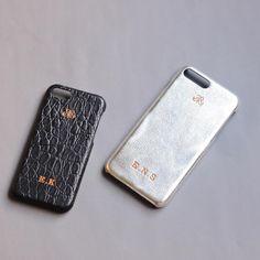 Black & Silver iphone 7/7plus Personalize ✨ . . #serapaktugleathergoods #leather #iphonecase #silver #style #fashion #stylish #unisex #accessories #enjoyinglife #initials #iphonecase #personalize #customize #iphonecover #derikilif #deriaksesuar #derikilif #kisiyeozel #harfbaski #hediye #kisiyeozelhediye #tasarim #elyapimi #aksesuarlar