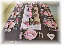 table rose chocolat http://lestablesdecorativesdestef.over-blog.com/