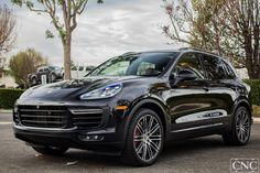 nice Awesome 2017 Porsche Cayenne Turbo 2017 Porsche Cayenne Turbo in Jet Black Metallic 8,975 Miles Loaded with options 2018 Check more at http://24carshop.com/cars-gallery/awesome-2017-porsche-cayenne-turbo-2017-porsche-cayenne-turbo-in-jet-black-metallic-8975-miles-loaded-with-options-2018/