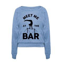 Meet Me At The Bar Gymnastics Tank