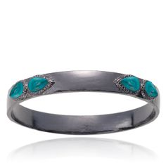2 x Turquoise Bardot Bangle Bangle Bracelets, Bangles, Bohemian Jewellery, Bardot, Bridal Style, Jewelry Collection, Turquoise Bracelet, Samantha Wills, Jewelry Design