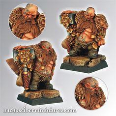 Dwarf Chief  Scibor